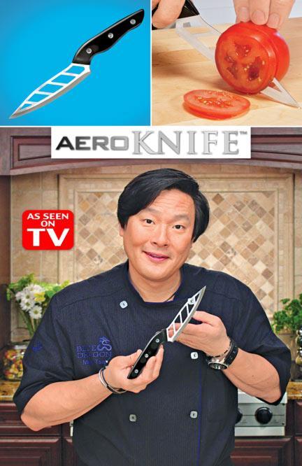 حراج چاقو اره ای (سامورائی) ایرو AERO KNIFE از هایپرشاین